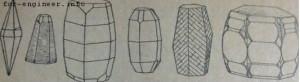 Кристаллические формы корунда